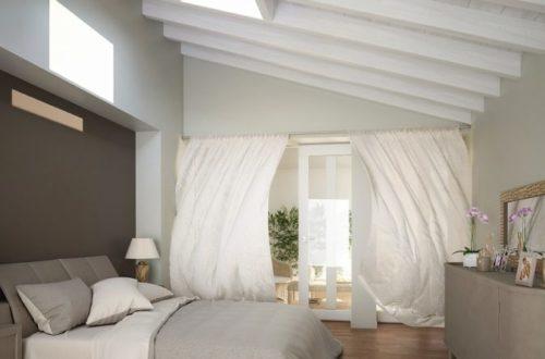Čím najlepšie zatemníte okná v spálni?