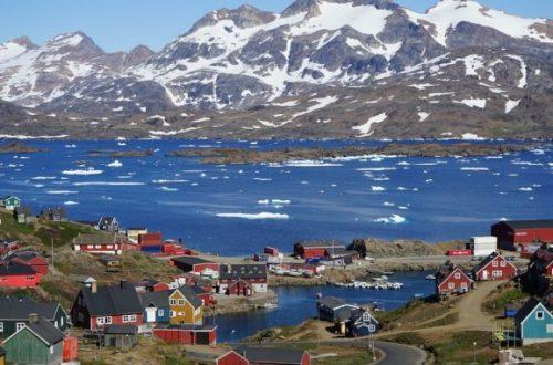 Grónsko ako najväčší ostrov na svete. Čo ste o ňom ďalšieho nevedeli?