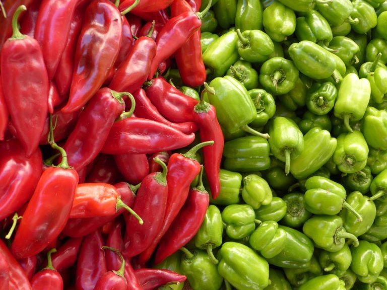 Ako a kde pestovať papriky?