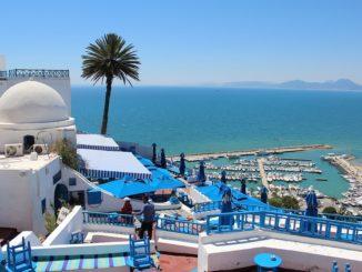 tunisko cestování