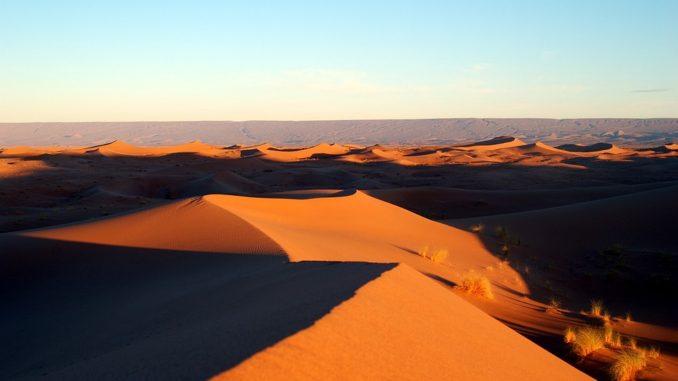Užite si púšť v Afrike! Avšak nezabúdajte na bezpečnosť