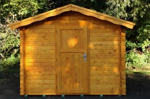 Ako postaviť záhradný domček svojpomocne?