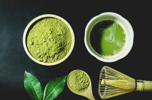 Zázračný matcha tea. Päť dôvodov, prečo matcha tea zaradiť do jedálnička